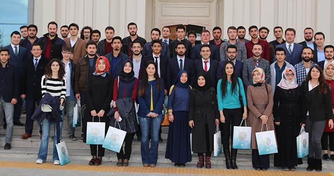Selçuklu Gençlik Meclisi'nin yeni başkanı Muharrem Karakuş oldu