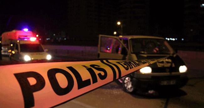 Konya'da kanlı hesaplaşma : 2 ölü – 1 yaralı