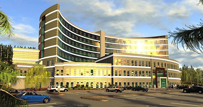 Konya'ya 50 milyon liralık yeni hastane yapılıyor