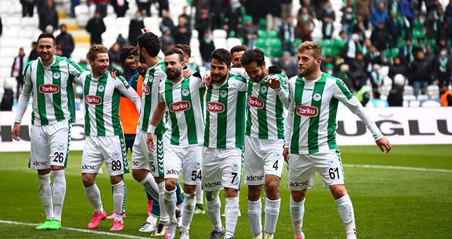 Torku Konyaspor Emin Adımlarla İlerliyor