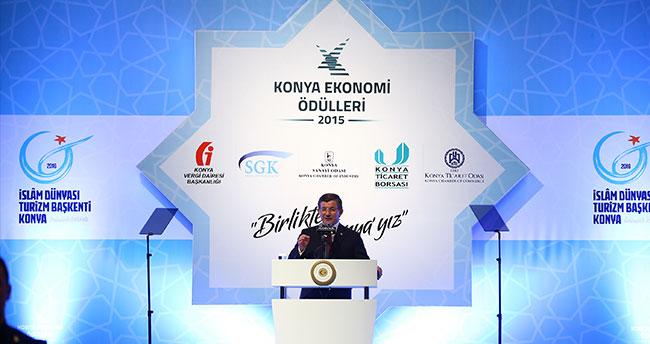 Başbakan Davutoğlu: İslam Dünyası Turizm Başkenti Konya