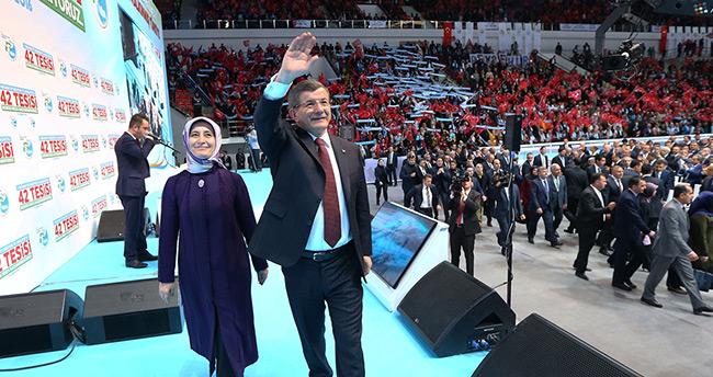 Başbakan Davutoğlu Konya'da – Foto Galeri