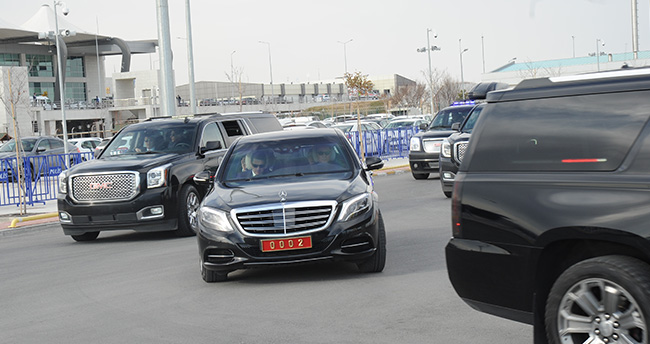 Başbakan Davutoğlu Konya'ya geldi