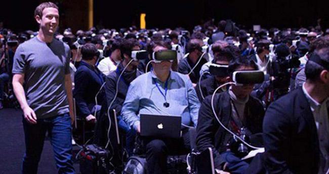 Facebook, sanal gerçeklik için özel ekip kurdu