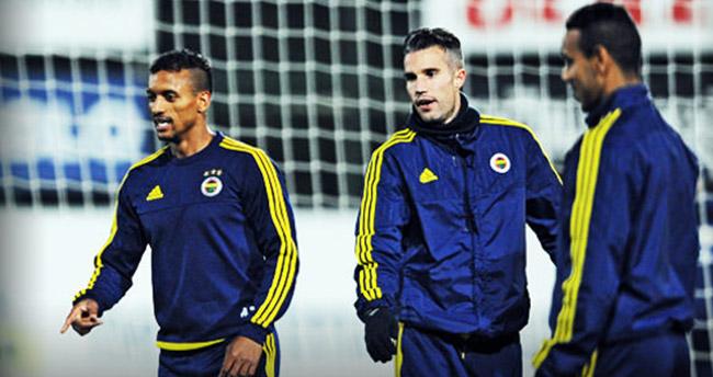 Fenerbahçe'nin Moskova kadrosu belli oldu