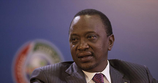 İsrail'den Kenya Devlet Başkanı'na Batı Şeria engeli