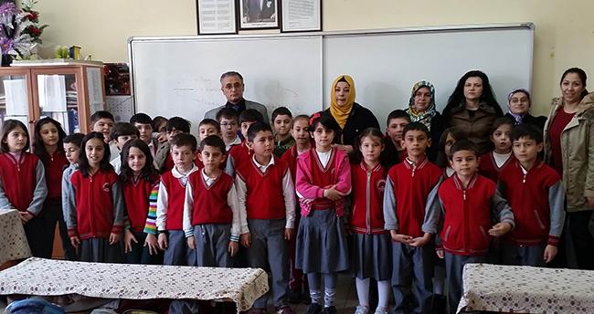 Konyalı öğrencilerden şehit ailelerine destek