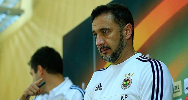 Vitor Pereira: Avrupa'ya damga vurmak isteyen bir takım göreceksiniz