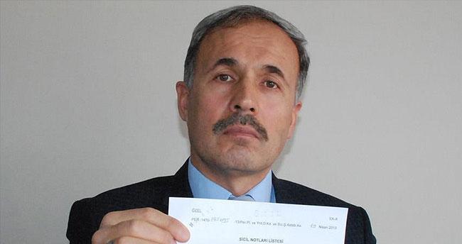 28 Şubat mağduru astsubay ordudan atılınca çorap sattı