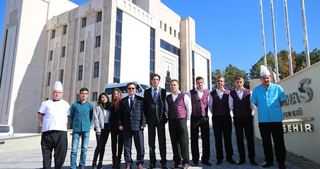 Anamas Konuk Evi'ni Selçuk Üniversitesi işletecek