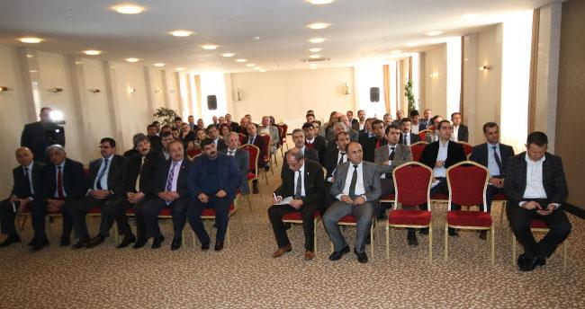 Beyşehir'de tarım ve hayvancılık sorunları üzerine toplantı düzenlendi