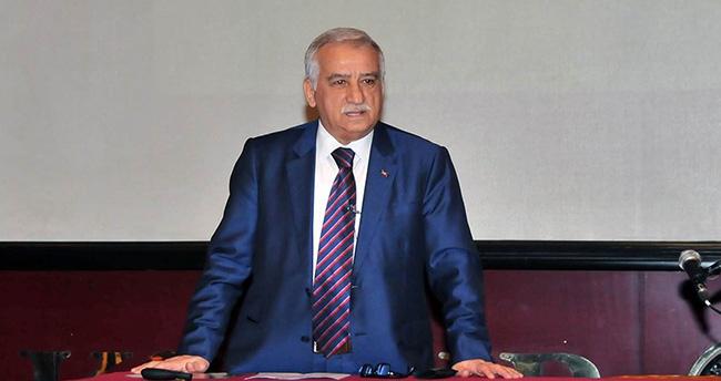 Muharrem Balcı'ya yoğun ilgi