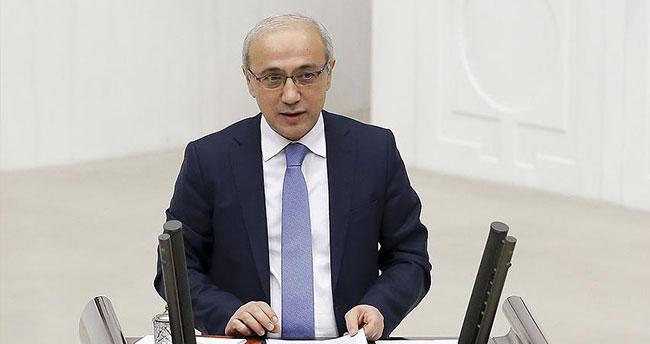 Başbakan Yardımcısı Elvan: Cumhurbaşkanlığı Külliyesi'nin iskan ruhsatı alınmıştır