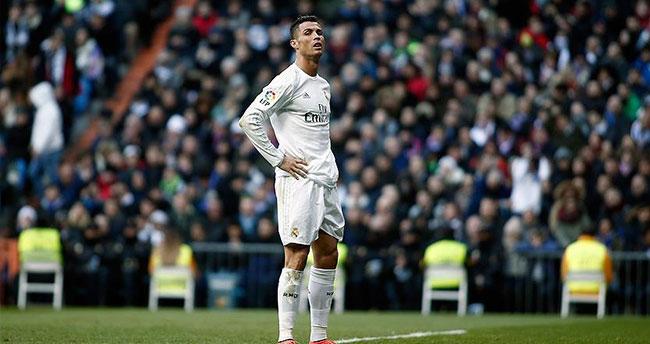 Cristiano Ronaldo'dan takım arkadaşlarına eleştiri