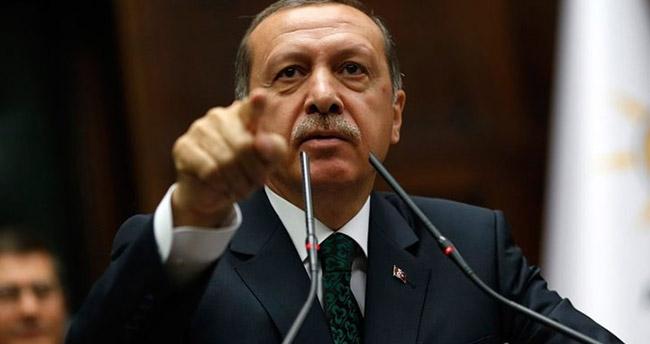 Erdoğan'dan Cerattepe çıkışı: 'Bunlar yavru gezici'
