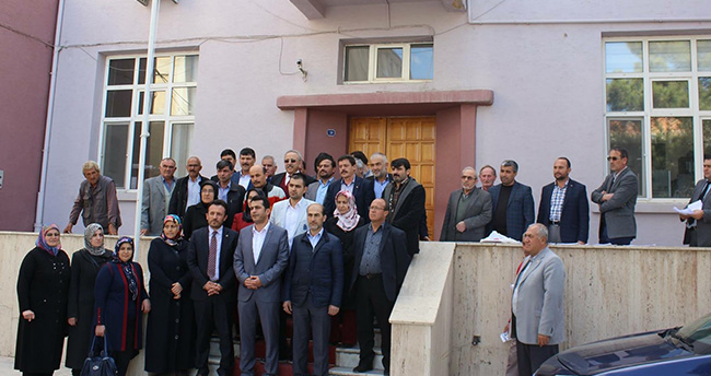 Konya'dan Kılıçdaroğlu'na suç duyurusu