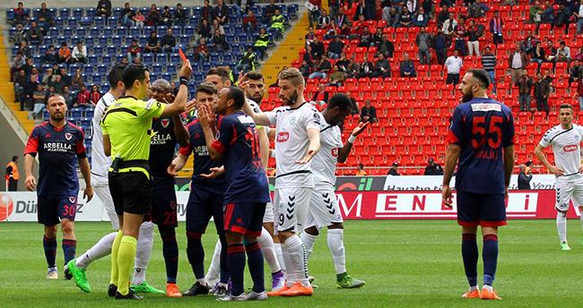 Mersin İY 0 – 2 Konyaspor