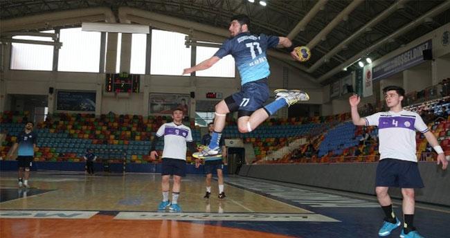 Selçuklu Belediyesi Hentbol Takımı Hentbolspor Kulübü'nü 38-21 Mağlup Etti