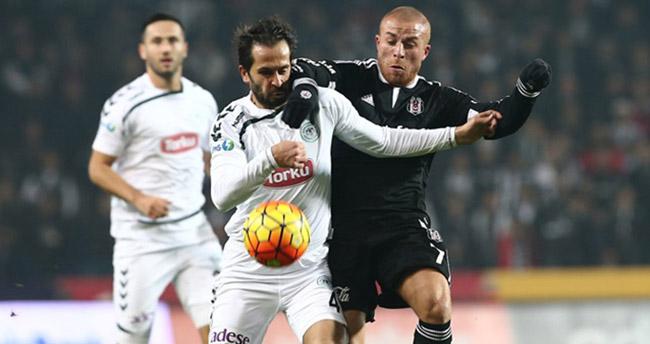 Torku Konyaspor Beşiktaş maçı bilet satışı başladı!