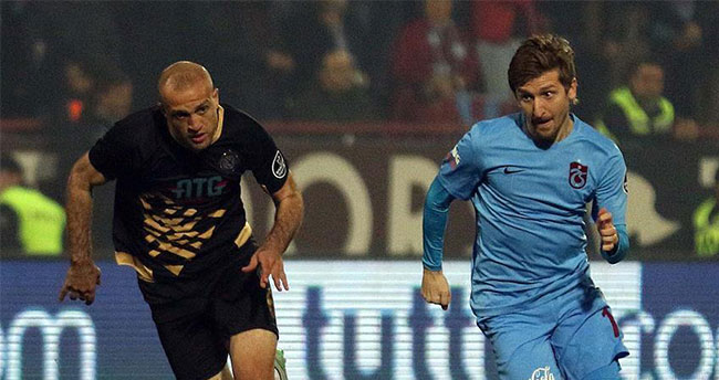 Trabzonspor evinde kazanamadı