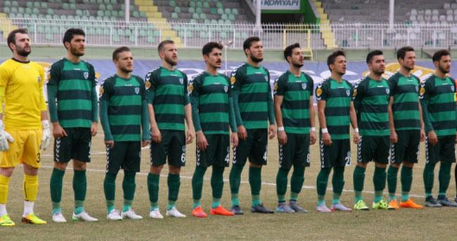Konya Anadolu Selçukspor evinde kazandı