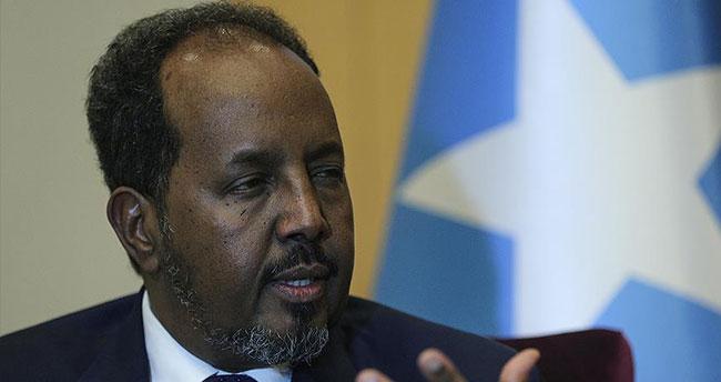 Somali Cumhurbaşkanı Mahmud, terörle mücadelede daha fazla destek istedi