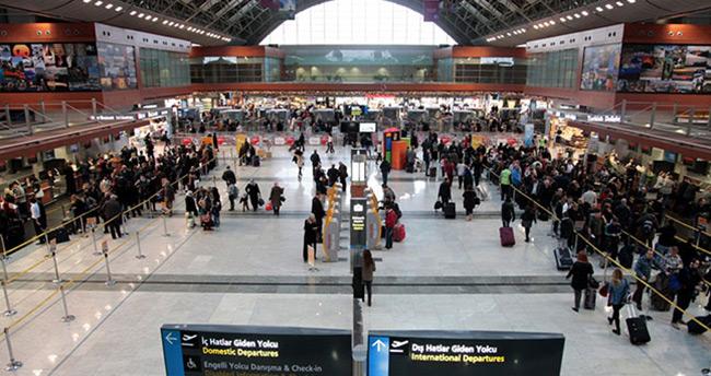 81 ilde alarm! Havalimanları, otogarlar ve tren istasyonlarında güvenlik alarmı