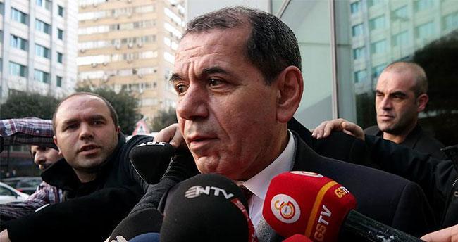 Galatasaray Başkanı Özbek: Mustafa Denizli istifa etmedi