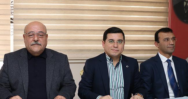 Konyalılar Derneği'ne destek