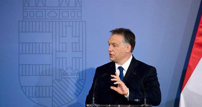 Macaristan Başbakanı Orban: Rusya ile ortak sınırımız olmasın