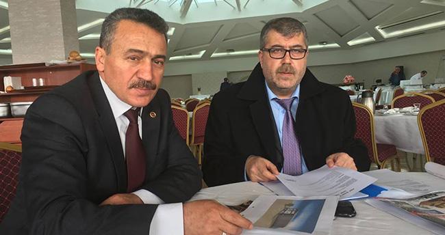 Mehmet Tutal Seydişehir'e yatırım yapılmasını istedi