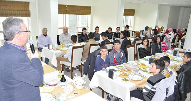 TEOG'DA başarılı öğrenciler Konya'yı gezdi