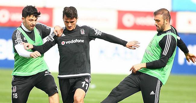 Beşiktaş, Torku Konyaspor maçı hazırlıklarına başladı