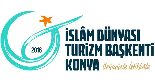 Konya için tanıtım logosu yapıldı