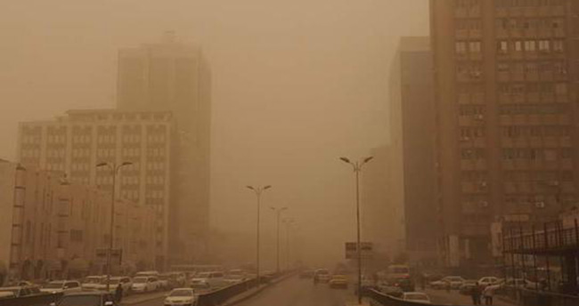 Konyalılar toz fırtınasına dikkat!