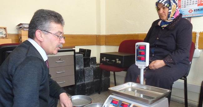 Seydişehir Belediyesi ölçü ve tartı aletlerini denetliyor