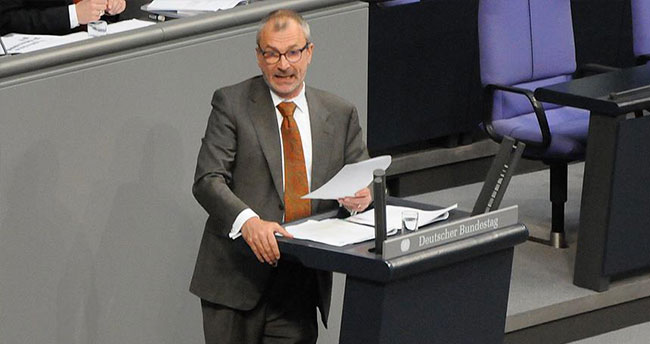 Almanya'da milletvekili uyuşturucu ile yakalandı