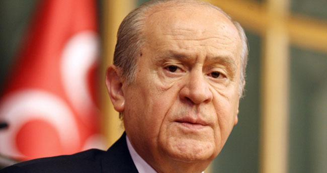 Bahçeli: HDP'li provokatörler için Meclis ve hukuk gereğini yapmalı