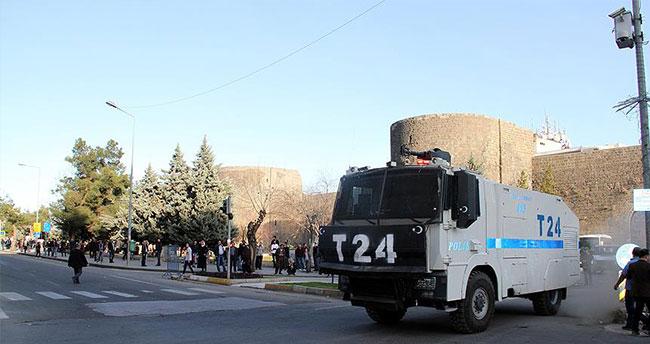 Diyarbakır'da 'izinsiz yürüyüş' çağrısı karşılık bulmadı
