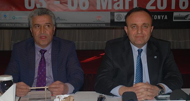 Konya'da 3 fuar birden açılacak