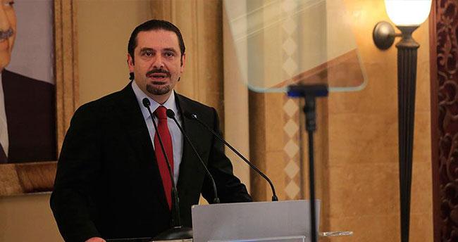 Saad Hariri: Hizbullah'ın Yemen ve Suriye'de yaptıkları terör ve suç eylemleridir