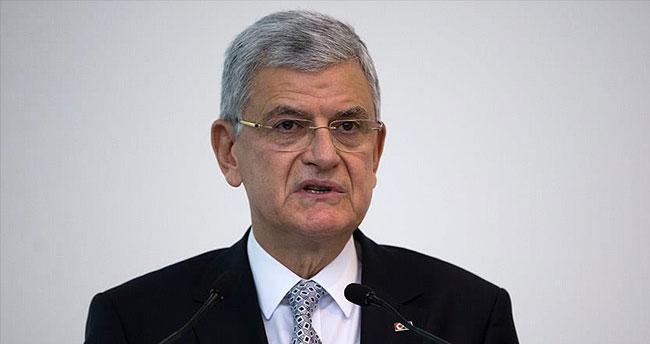 AB Bakanı ve Başmüzakeci Bozkır: 'Geri Kabul Anlaşmasını feshetme hakkımız var'
