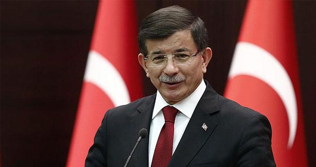 Başbakan Davutoğlu: Diyarbakırlı hemşehrilerimize teşekkürü bir borç biliyorum
