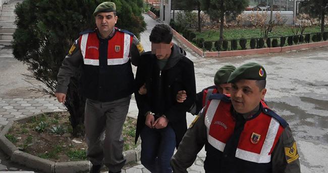 Konya'da DEAŞ sempatizanı gözaltına alındı