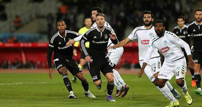 Konyaspor – Beşiktaş maçı ne zaman saat kaçta hangi kanalda?