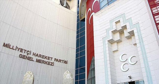 MHP'den muhaliflerin açtığı davaya itiraz