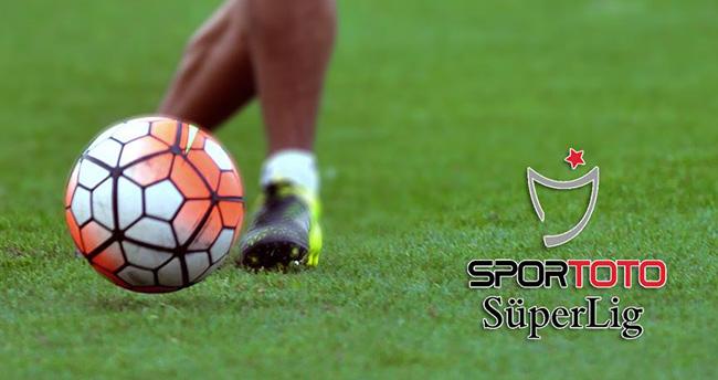 Spor Toto Süper Lig'de 24. hafta heyecanı yarın başlıyor