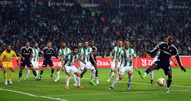 Torku Konyaspor: 1 – Beşiktaş: 0