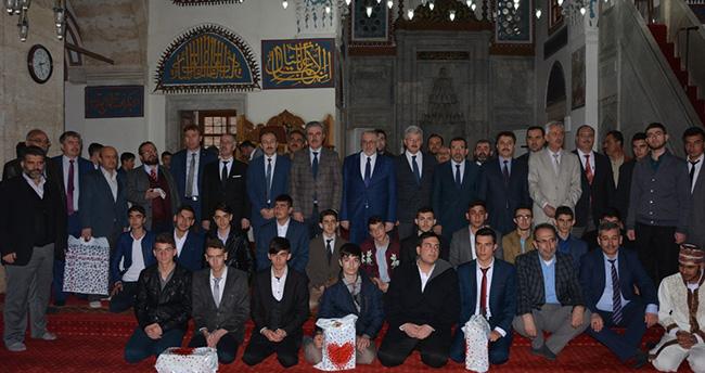 Konya'da hutbe okuma yarışması sonuçları açıklandı