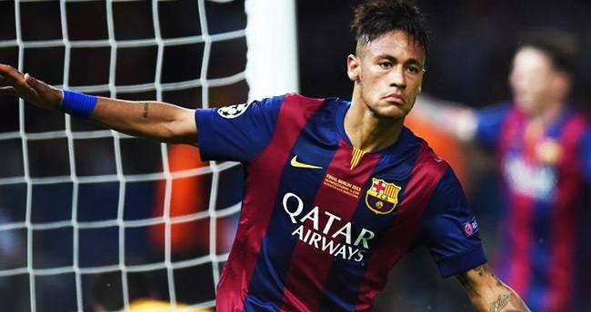 """Neymar: """"Ben Türküm"""""""